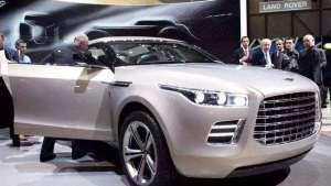 阿斯顿·马丁首款SUV或12月份首发,都有哪些亮点
