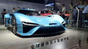 现场盘点:智博会上,哪些新能源车最有代表性?