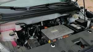 电车测评 11.99万版比亚迪元EV 535动力舱介绍