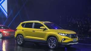 捷达VS5成都车展上市,售价8.48万起