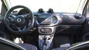 转速表居然都能成为选装件 smart老司机吐槽中