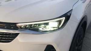 抢鲜看:全新一代别克昂科拉LED大灯造型更加凶悍