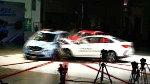 宋楠:北汽新能源EX3电驱动技术主被动碰撞测试