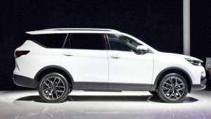 长安中大型SUV欧尚科赛GT亮点多,搭2.0T动力,13.28万的起售