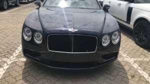 18款宾利飞驰V8S纯正的英式血统精湛卓越的工艺