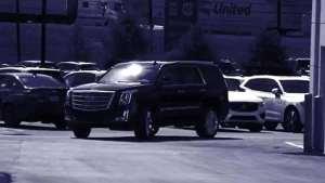 2020款凯迪拉克凯雷德到店实拍 真正的大7座S