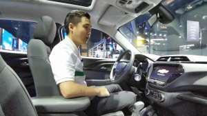 雪佛兰创界VS日产逍客,新车内部空间明显更合理
