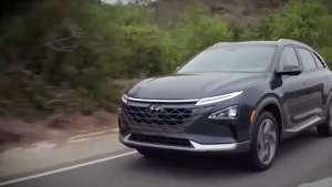 现代汽车首款氢燃料电池车型NEXO起售价40万元