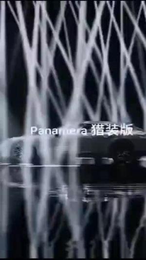 保时捷 Panamera猎装版