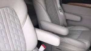西安别克gl8改装方案和价格,舒适版升级真皮座椅