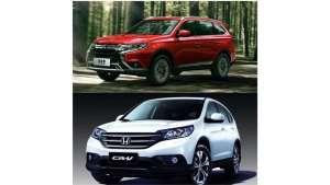 【琪琪都知道】坐标长春,同样价格,买本田CR-V还是欧蓝德四驱?