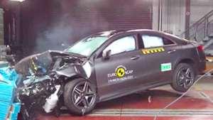 这才是德系车应该有的成绩?CLA碰撞结果出来了!