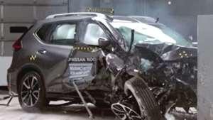 副驾的安全同样重要!这个碰撞测试快来看看吧