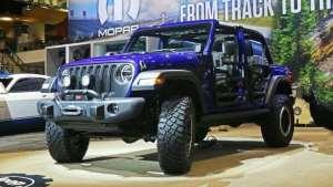 Jeep牧马人特别版 亮相2020芝加哥车展