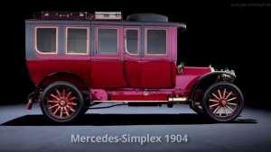 历代奔驰S-Class,百年更迭,款款都是经典,你的最爱是?