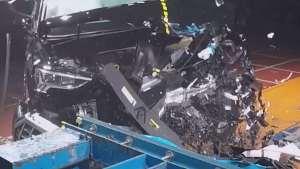 安不安全撞过才知道!奥迪Q3VS奔驰GLB碰撞测试来了