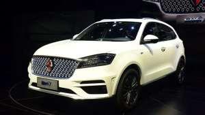 电动GO | 综合续航里程308公里,宝沃首款纯电动中型SUV宝沃BXi7