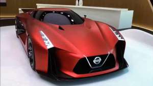 日产GTR发布SkylineR36概念车,百公里2.7S,这外观绝对能惊艳到你