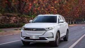 电动GO|NEDC续航里程405km,紧凑型SUV长安欧尚X7 EV四月正式上市