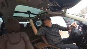 20款沃尔沃S90应用体验篇-0991车评中心