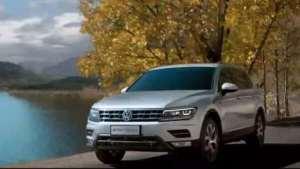20~25万元最值得购买的SUV——大众 途观L