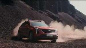 20~25万元最值得购买的SUV——凯迪拉克 XT4