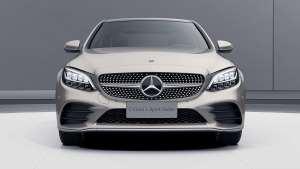 30~40万元最值得购买的轿车——奔驰 C级