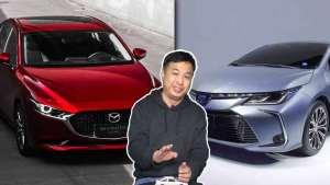 人车合一VS经久耐造,同价位马自达和丰田选谁好?