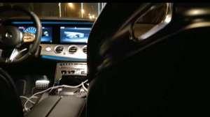奔驰AMG E53内饰实拍:三种主题模式随意换,打造不同氛围驾驶舱