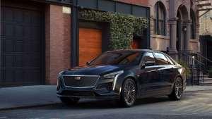 30~40万元最值得购买的轿车系列——凯迪拉克 CT6
