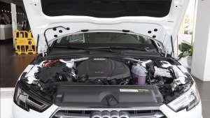 【到店实拍】2.0T发动机190马力 奥迪A4 Avant动力解读