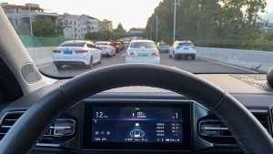 蔚来ES8 L2级别的自动驾驶如何?成功率还是很高的