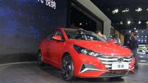 增加1.0T三缸涡轮增压发动机 现代全新悦纳或年内海外市场开售