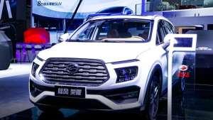 中国风的SUV,新款陆风荣曜上市,8.99万起售