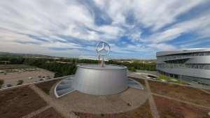 奔驰迷的圣地 德国斯图加特梅赛德斯-奔驰博物馆