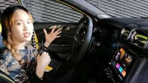 赛道驾驶模式搭配酷炫的专属仪表主题,领克03+太酷了