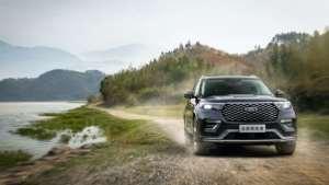 全新一代福特探险者国产版已经正式下线,6月中旬上市