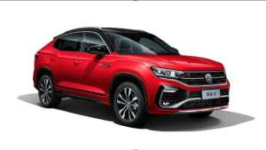 大众探岳X会在粤港澳车展上正式亮相,预计在7月中旬正式上市