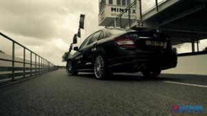 搭载V8引擎 奔驰SL63 AMG外媒测试