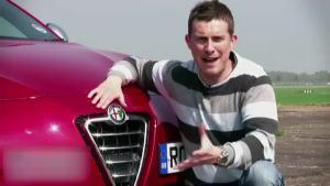 阿尔法罗米欧Giulietta海外试驾