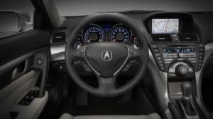 驾驶者之车  全新2013款讴歌TL