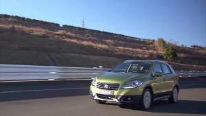 全面提升 铃木发布2014款SX4车型