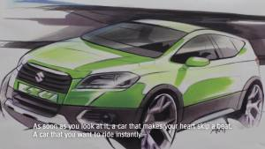 提升明显 全面解读2014款铃木SX4车型