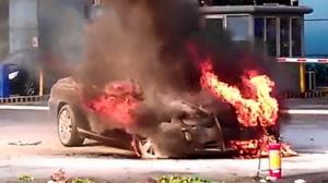 荣威750自燃 是使用不当还是安全隐患