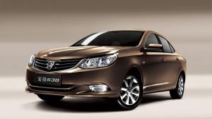 双优动力组合 国际品质新家轿宝骏630