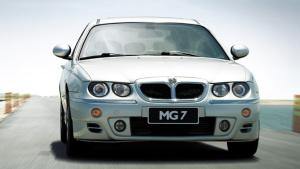 让你的心跳加速 英伦名车名爵MG7