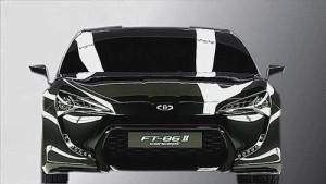 光影视觉享受 丰田进口FT86概念车