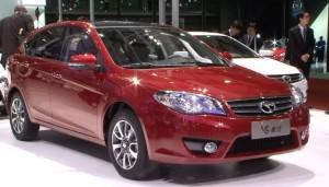 2013上海车展东南首款两厢车V6菱仕上市