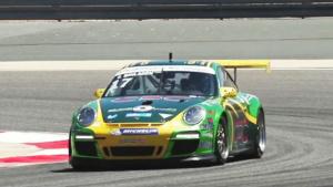 巅峰对决 巴林国际保时捷GT3杯挑战赛