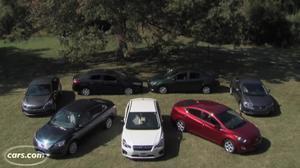 帮您选择一款2013最好紧凑小车
